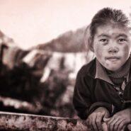 Glimpses around Tak-Tsang Gompa, Arunachal Pradesh, India