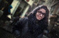 Snowed in Turkey!