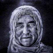 Two grandmothers at Sognali, Turkey