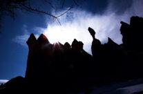 Fairy Chimney rock formations, Turkey