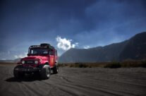 Mount Bromo in Jeep