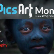 My interview – PicsArt Monthly magazine