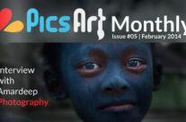 My interview – PicsArt Monthly magazine