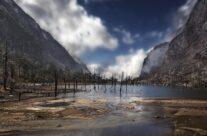 Shungatser – The landslide lake